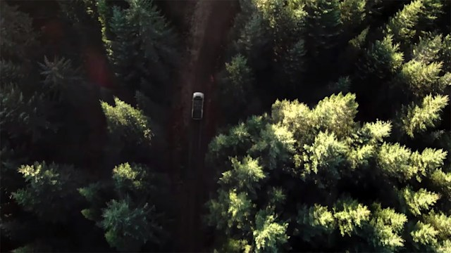 GMC Hummer EV April 2020 teaser
