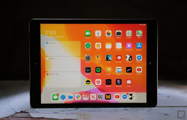 Apple iPad (10.2-inch, 2019)