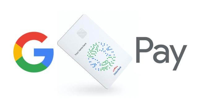 Google Pay debit card leak