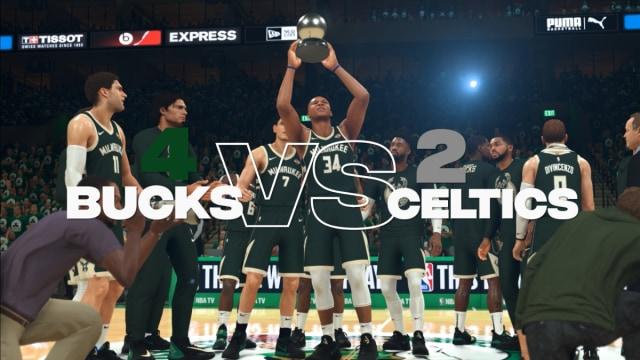NBA 2K Sim