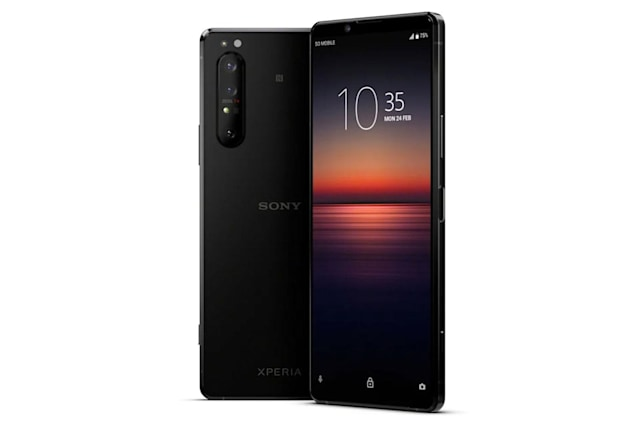Sony Xperia 1 II ship date and price