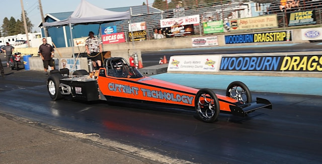Electric Dragster Current Technology