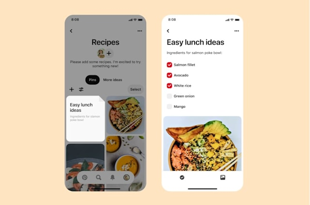 Pinterest will allow users to add notes to their boards.