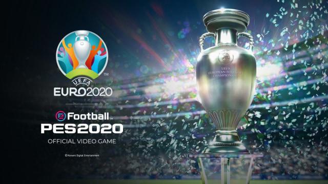 'PES' Euro 2020 Update