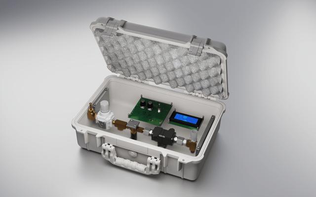 NVIDIA open-source ventilator