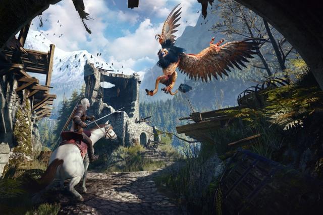 'The Witcher 3: Wild Hunt'