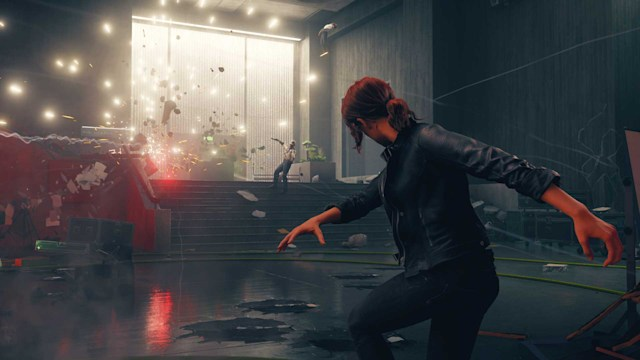 Remedy Entertainment's Control