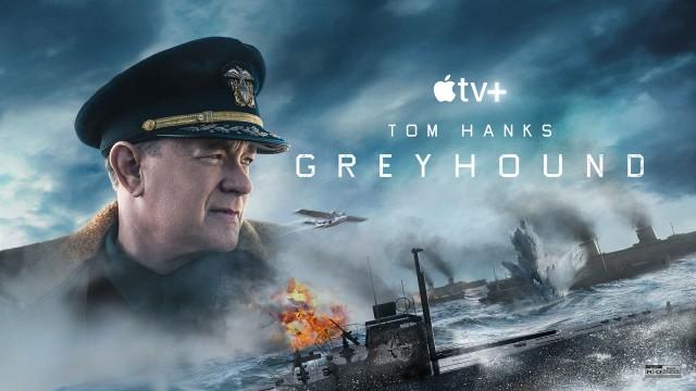 Apple TV + Tom hanks in greyhound on July 10th