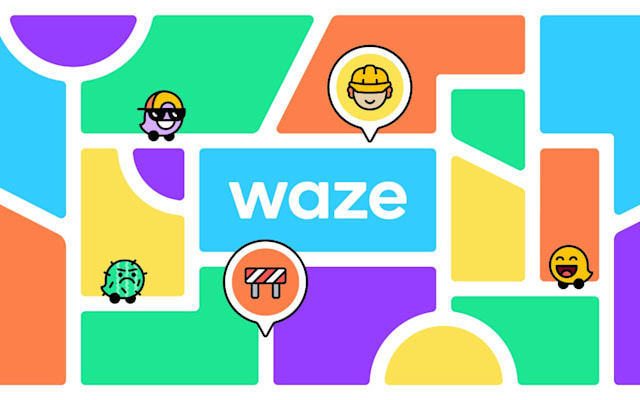 Waze brand refresh