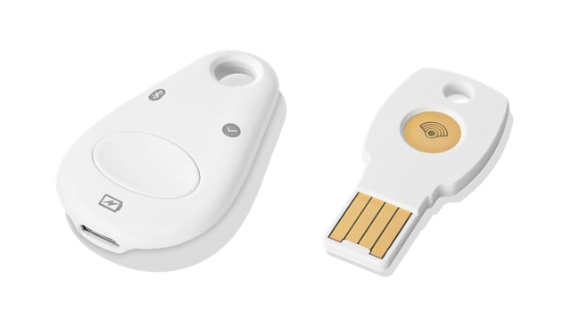 Google's Titan Security Keys