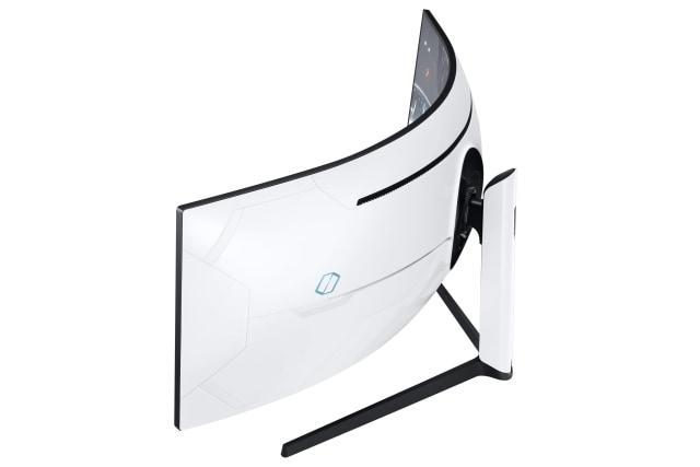 Samsung Odyssey G9 1000R curved monitor