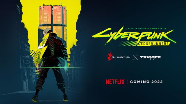 'Cyberpunk: Edgerunners' teaser