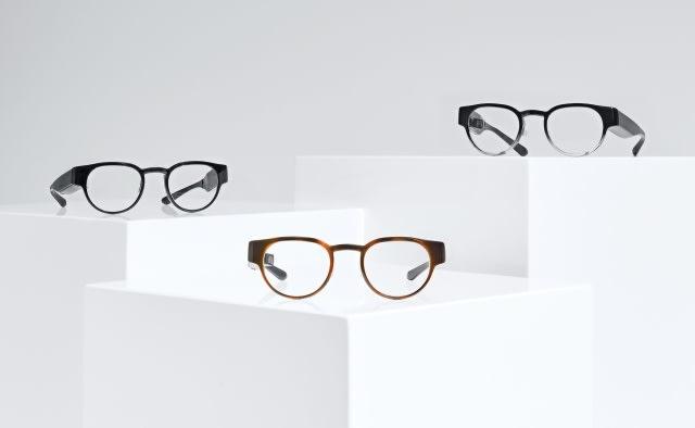 North Focals smartglasses.