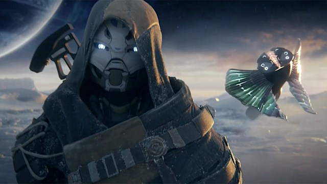The Stranger in 'Destiny 2: Beyond Light'