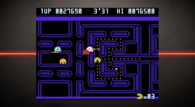 Pac-Man: Championship Edition demake