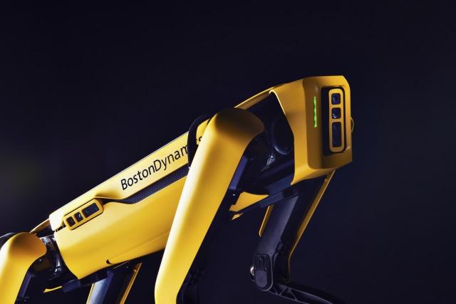 Boston Dynamics' Spot robot