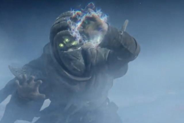 Eris Morn in the 'Destiny 2' year 4 teaser