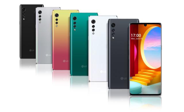 LG Velvet mid-range 5G smartphone US availability