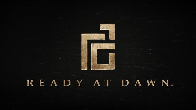The Ready At Dawn Studios logo