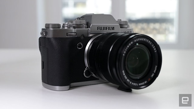 Fujifilm summer savings on the X-T3, X-E3, X-A7 and X-T200