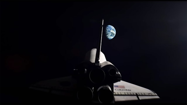 The Space Shuttle in 'For All Mankind' season 2