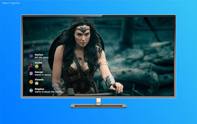 Movies Anywhere's Watch Together