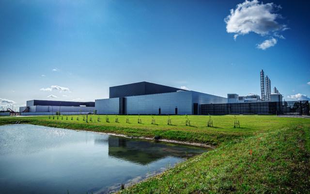 Facebook's Odense data center