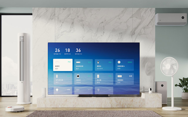 Xiaomi's first OLED TV is a 65-inch model for around $1,840