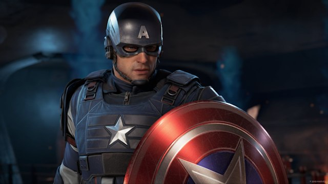 Captain America in Marvel's Avengers
