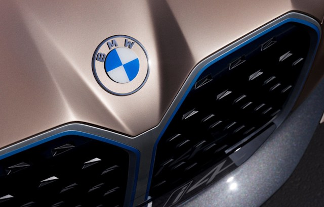 BMW 5-series 7-series X1 all electric vehicles