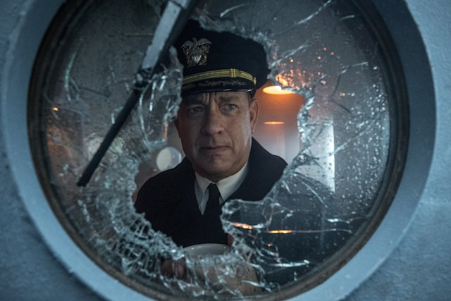 Tom Hanks: It's an 'absolute hearbreak' that 'Greyhound' won't debut in theaters