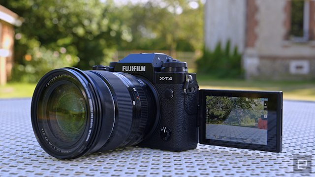 Fujifilm has released its macOS webcam tool