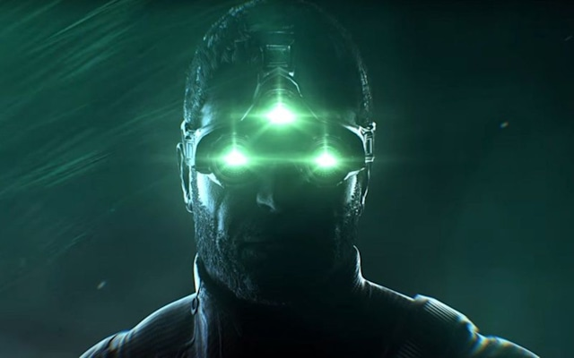Splinter Cell header
