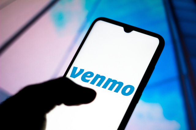 BRAZIL - 2020/07/26: In this photo illustration the Venmo - Share Payments logo seen displayed on a smartphone. (Photo Illustration by Rafael Henrique/SOPA Images/LightRocket via Getty Images)