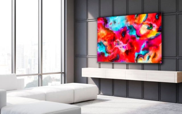 TCL 8-series smart TV