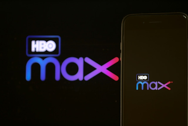 ANKARA, TURKEY - JUNE 1: In this illustration photo HBO Max logos are displayed on a mobile phone and a laptop screen in Ankara, Turkey on June 1, 2020. (Photo by Dogukan Keskinkilic/Anadolu Agency via Getty Images)