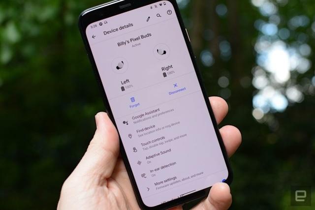 Google Pixel Buds 2020
