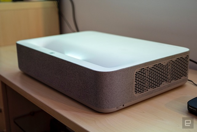 Vava 4K short-throw projector review.