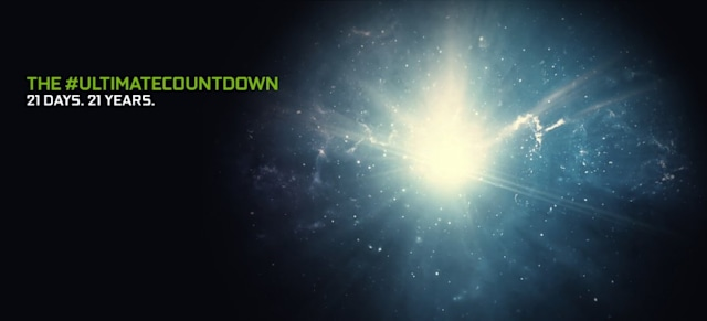 NVIDIA's Ultimate Countdown