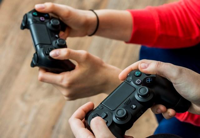 ps4 gaming