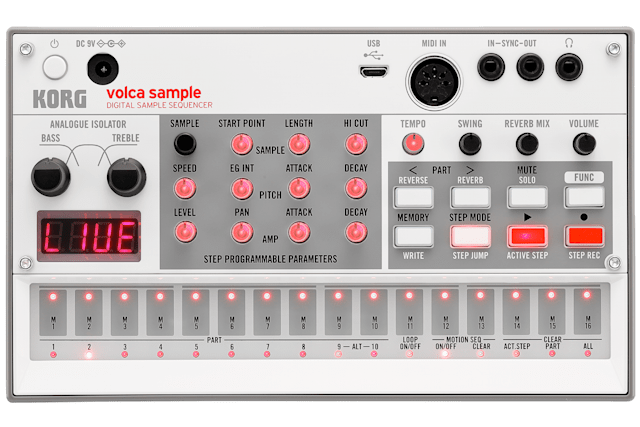 Volca Sample 2