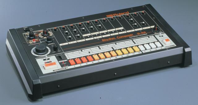 Roland TR-808 drum machine