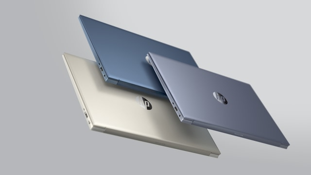 HP's latest Pavilion laptops use recycled ocean-bound plastics