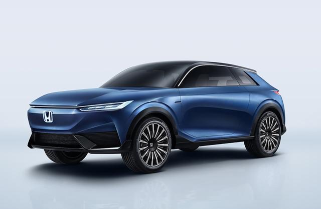 Honda SUV e:concept electric vehicle