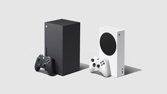 Microsoft Xbox Series X and S
