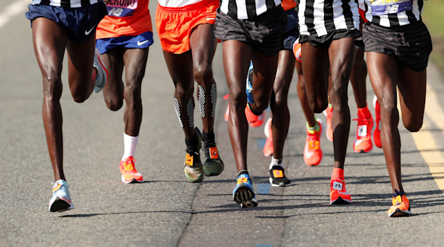 The London Marathon Will Go Ahead Thanks to Social-Distancing Wearables