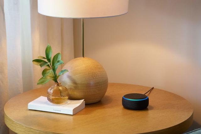 3rd generation Amazon Echo Dot