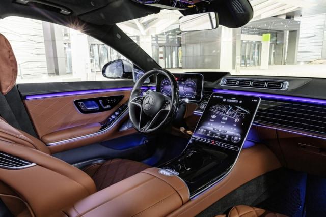 Mercedes-Benz 2021 S-Class