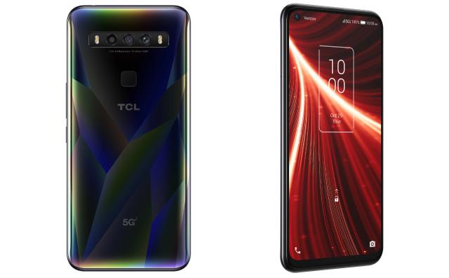 TCL 10 5G UW phone for Verizon