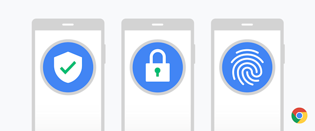 Chrome mobile security blog post by Google.